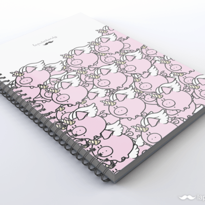 Cuaderno cerdicornios