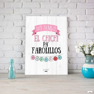 Tabla farolillos puterful