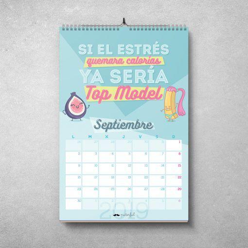 Calendario Puterful Septiembre