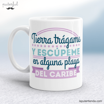 Taza Puterful