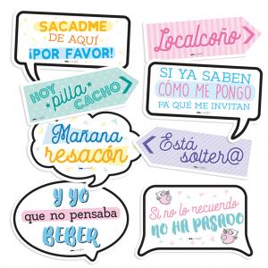 "Kit de Fiesta ""Localcoño"""