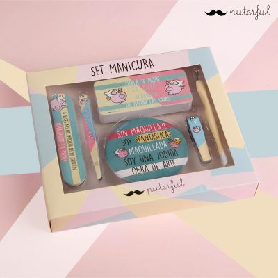 Set de manicura Puterful