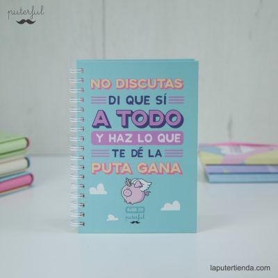 Agenda original Puterful