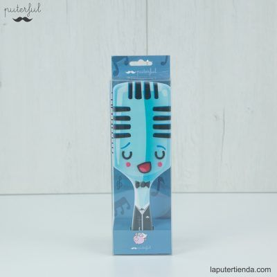 Cepillo microfono