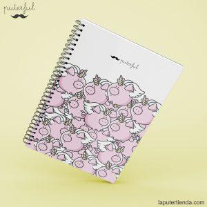 Cuaderno – Cerdicornio –