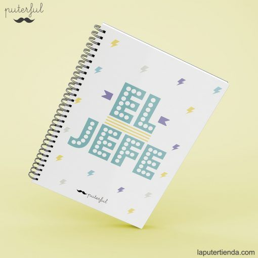 Cuaderno Puterful jefe
