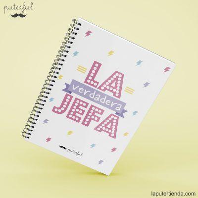Cuaderno Puterful jefa