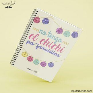 cuaderno original Puterful