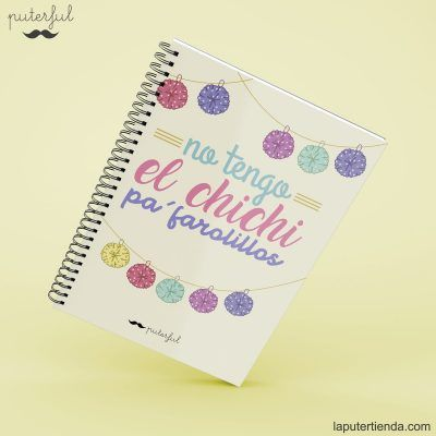 cuaderno original Puterful
