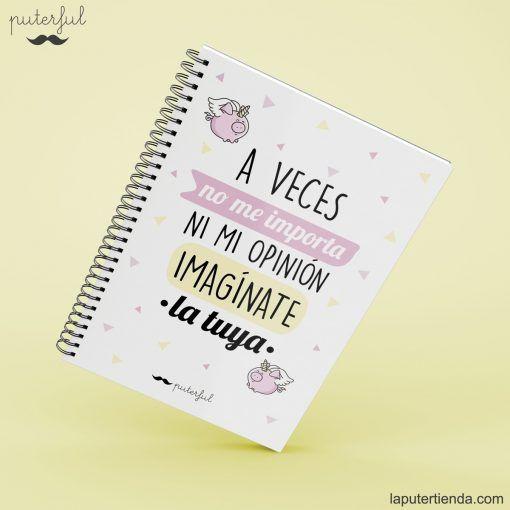Cuaderno Puterful opinión