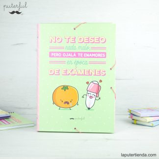 Carpeta Puterful examenes