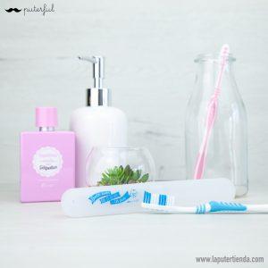 Estuche Cepillo de dientes – Dientes dientes