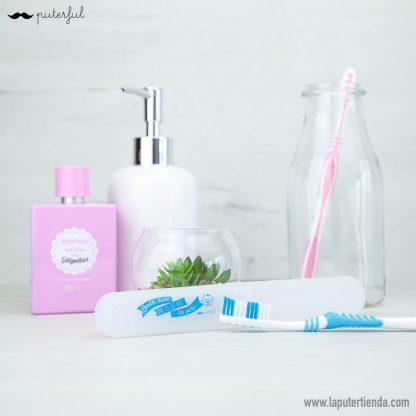 Funda cepillo de dientes Puterful