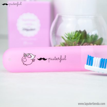 Funda cepillo de dientes Puterful