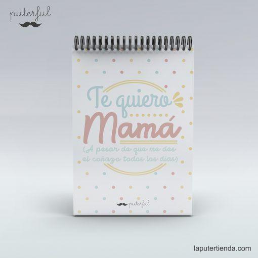 Bloc te quiero Mamá