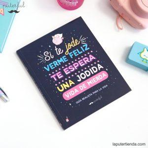 Libro Puterful – Si te jode verme feliz