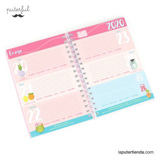 Agenda-Escolar-Original-Puterful-2019-2020-(Reventaba)