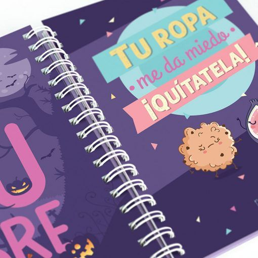 Agenda Escolar Original Puterful 2019-2020 (Truco)-8