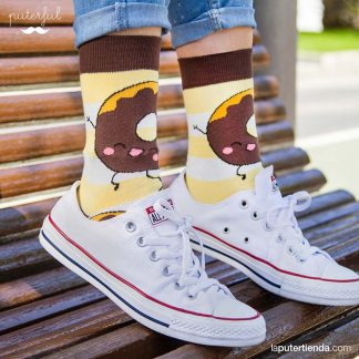 Calcetines Puterful Choco