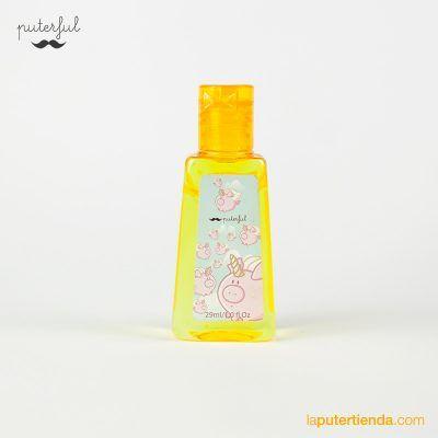 Gel limpiador de manos Puterful - Cerdiconio