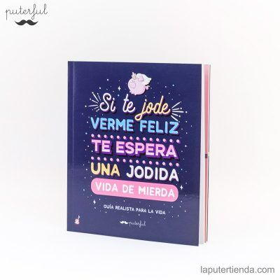 Libro original Puterful