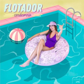 Flotador Cerdicornio Puterful
