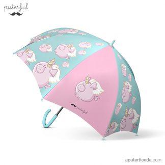 Paraguas Cerdicornio