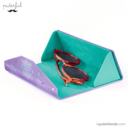 Funda Gafas - Tampoco te flipes