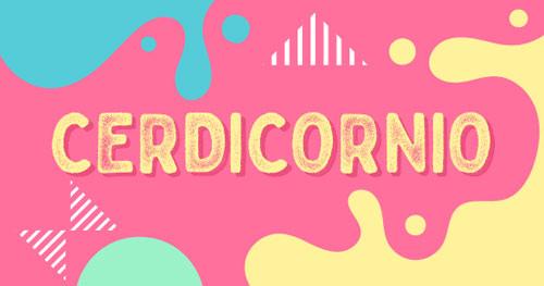 Categoría de productos Cerdicornio