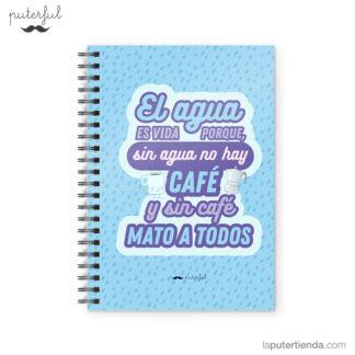 Cuaderno Puterful Café 01