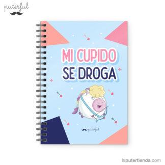 Cuaderno Puterful Cupido 01