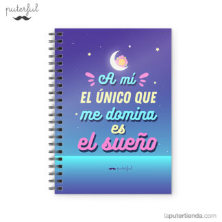 Cuaderno Puterful Domina 01