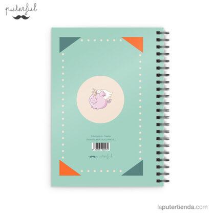 Cuaderno Puterful Jefa 02