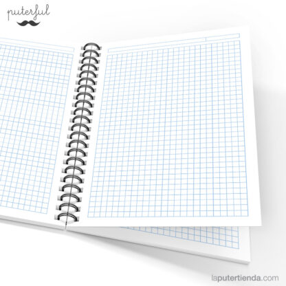 Cuaderno Puterful Lunes 04
