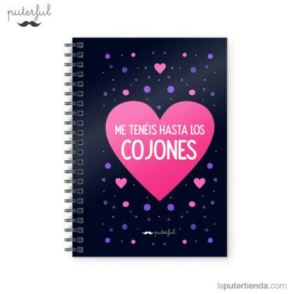 Cuaderno Puterful Me Teneis 01
