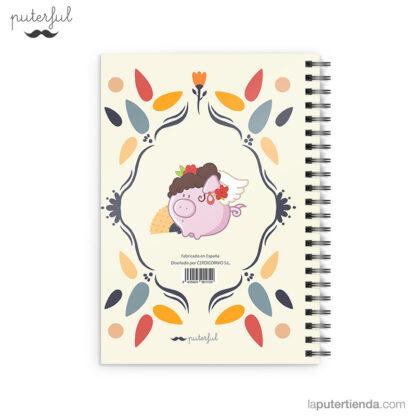Cuaderno Puterful Si Me 02