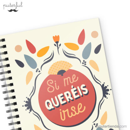Cuaderno Puterful Si Me 03
