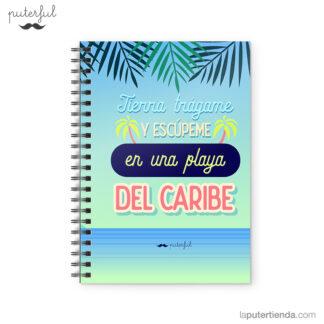 Cuaderno Puterful Tierra 01