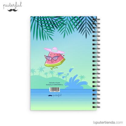 Cuaderno Puterful Tierra 02