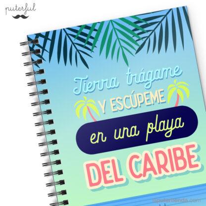 Cuaderno Puterful Tierra 03