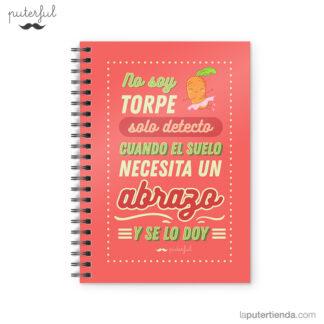 Cuaderno Puterful Torpe 01