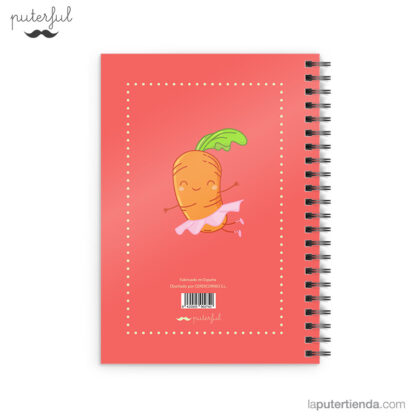 Cuaderno Puterful Torpe 02