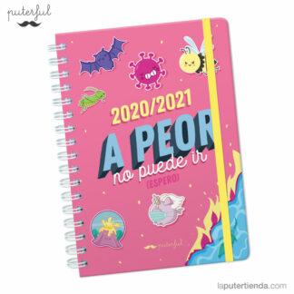 Agenda Escolar 2020 - 2021