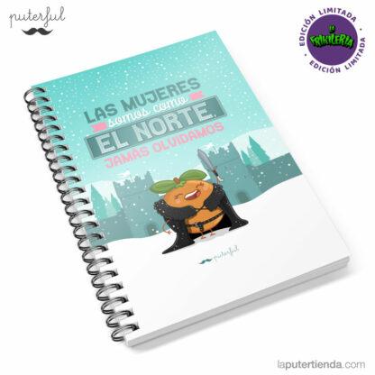 Cuaderno - Fr - Como el norte