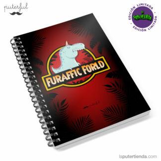 Cuaderno - Fr - Furaffic Forld