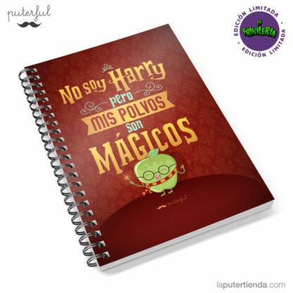Cuaderno - Fr- Mágicos