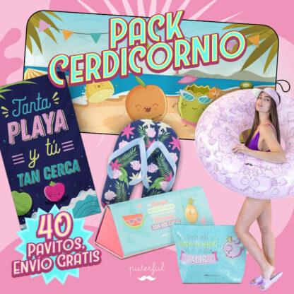 Pack verano Cerdicornio