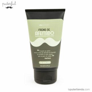 Crema de afeitado - Puterful