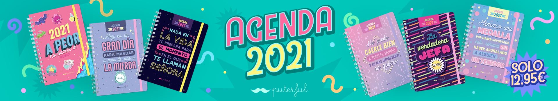 Banner Agenda Escolar Puterful 20-21