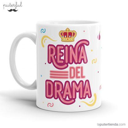 Taza - reina del drama